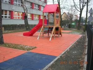 Plac Zabaw przy SP 32