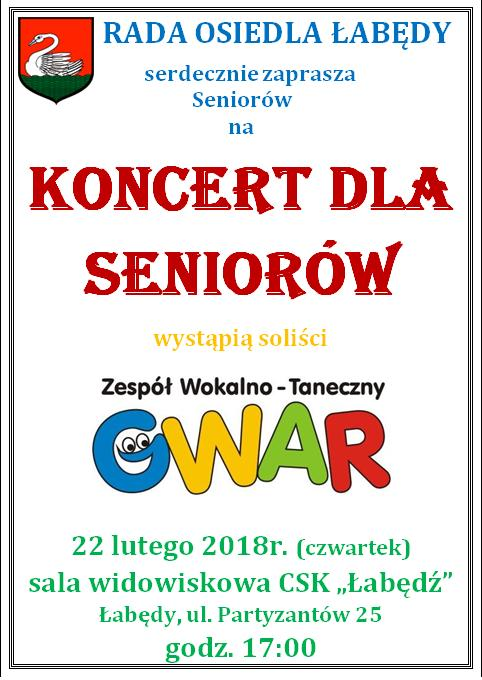 koncert 22.02.2018