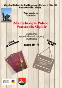 Powstaia Śląskie - plakat
